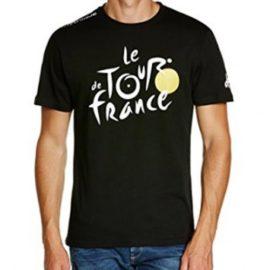 Triko Tour de France černé 2