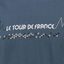 Triko Tour de France modré 2
