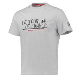 Triko Tour de France šedé 4
