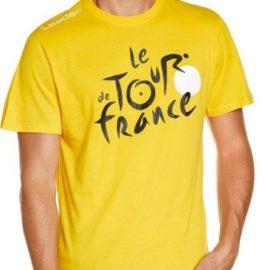Triko Tour de France žluté 2