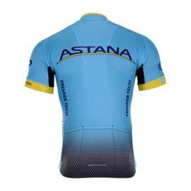 Cyklodres Astana 2018  zadní strana