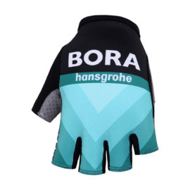 Cyklistické rukavice Bora-Hansgrohe