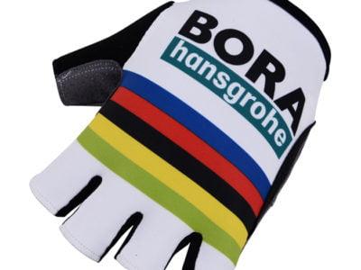 Cyklistické rukavice Bora-Hansgrohe UCI