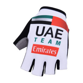 Cyklistické rukavice UAE Team Emirates