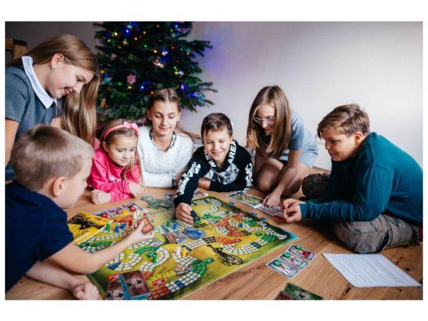 Desková hra Pélotone – hrajte s dětmi
