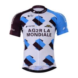 Cyklistický dres AG2R La Mondiale 2017