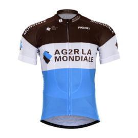 Cyklistický dres AG2R La Mondiale 2018