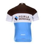 Cyklodres AG2R La Mondiale 2018 zadní strana