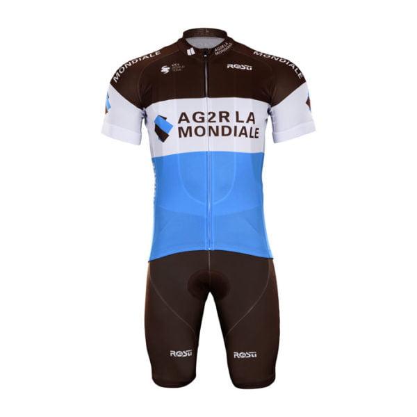 Cyklistický dres a kalhoty AG2R La Mondiale 2018