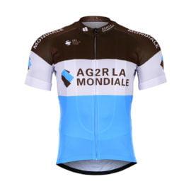 Cyklistický dres AG2R La Mondiale 2019