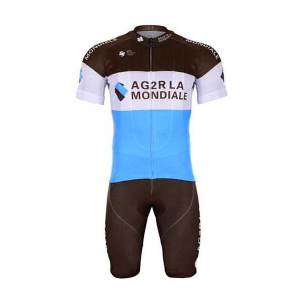 Cyklistický dres a kalhoty AG2R La Mondiale 2019