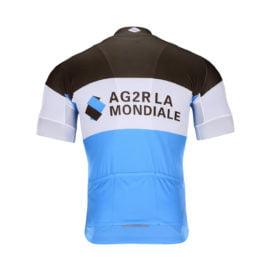 Cyklodres AG2R La Mondiale 2020 zadní strana