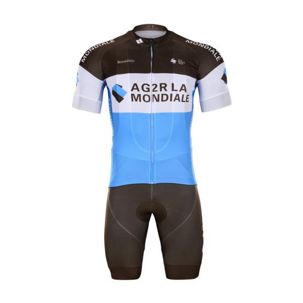 Cyklistický dres a kalhoty AG2R La Mondiale 2020