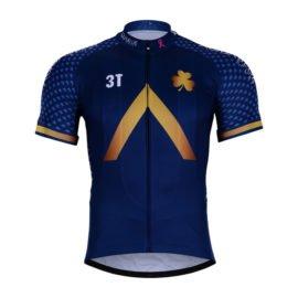 Cyklistický dres Aqua Blue 2018