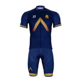 Cyklistický dres a kalhoty Aqua Blue 2018