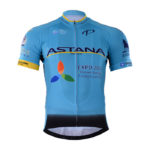 Cyklistický dres Astana 2017