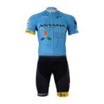 Cyklistický dres a kalhoty Astana 2017