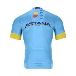 Cyklodres Astana 2020 zadní strana