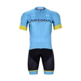Cyklistický dres a kalhoty Astana 2020