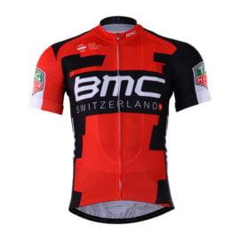 Cyklistický dres BMC 2017