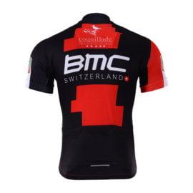 Cyklodres BMC 2017 zadní strana