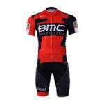 Cyklistický dres a kalhoty BMC 2017