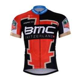 Cyklistický dres BMC 2018