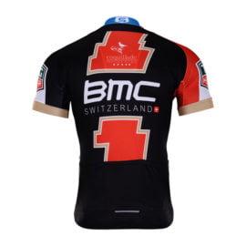 Cyklodres BMC 2018  zadní strana