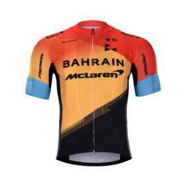 Cyklistický dres Bahrain McLaren 2020