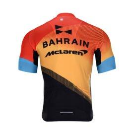 Cyklodres Bahrain McLaren 2020 zadní strana
