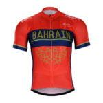 Cyklistický dres Bahrain-Merida 2018
