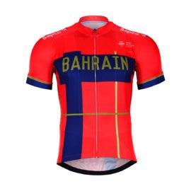 Cyklistický dres Bahrain-Merida 2019