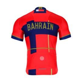 Cyklodres Bahrain-Merida 2019  zadní strana