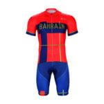 Cyklistický dres a kalhoty Bahrain-Merida 2019