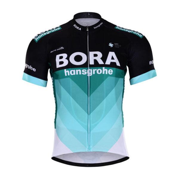 Cyklistický dres Bora-Hansgrohe 2018