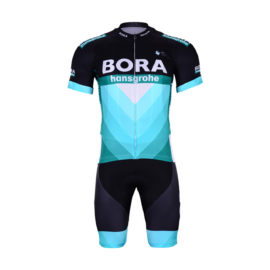 Cyklistický dres a kalhoty Bora-Hansgrohe 2019