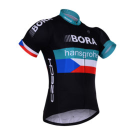 Cyklistický dres Bora-Hansgrohe 2017 Czech