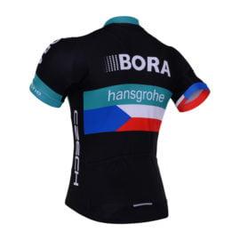 Cyklodres Bora-Hansgrohe 2017 Czech zadní strana