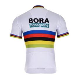 Cyklodres Bora-Hansgrohe 2018 UCI černý zadní strana