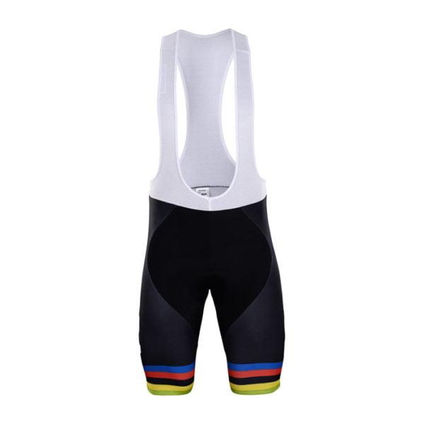 Cyklistické kalhoty Bora-Hansgrohe 2018 UCI černý