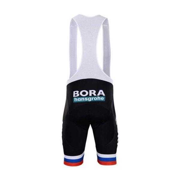 Cyklokalhoty Bora-Hansgrohe 2019 UCI Sagan zadní strana