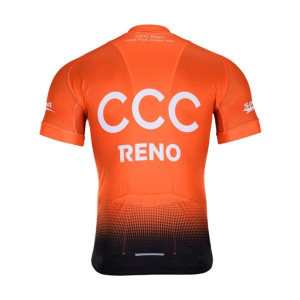 Cyklodres CCC 2019 zadní strana