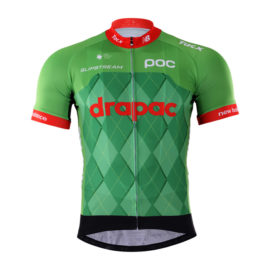 Cyklistický dres Cannondale-Drapac 2017