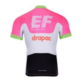 Cyklodres Cannondale-Drapac 2018 zadní strana