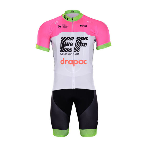 Cyklistický dres a kalhoty Cannondale-Drapac 2018
