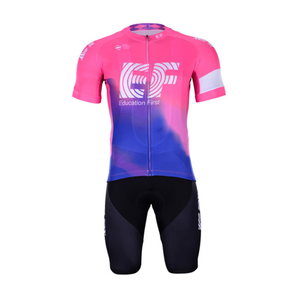 Cyklistický dres a kalhoty Cannondale-Drapac 2019