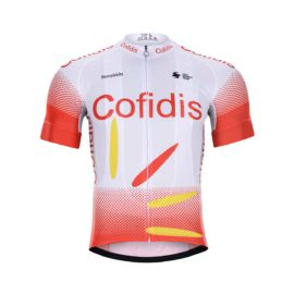 Cyklistický dres Cofidis 2020