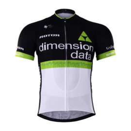 Cyklistický dres Dimension Data 2017