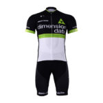 Cyklistický dres a kalhoty Dimension Data 2017