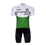 Cyklistický dres a kalhoty Dimension Data 2018